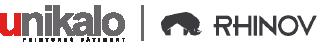 Logos Unikalo et Rhinov